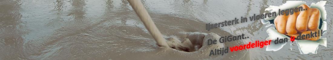Vloer leggen
