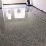 Graniet vloer of terrazzo leggen wat is de m2 prijs for Badkamervloer schoonmaken